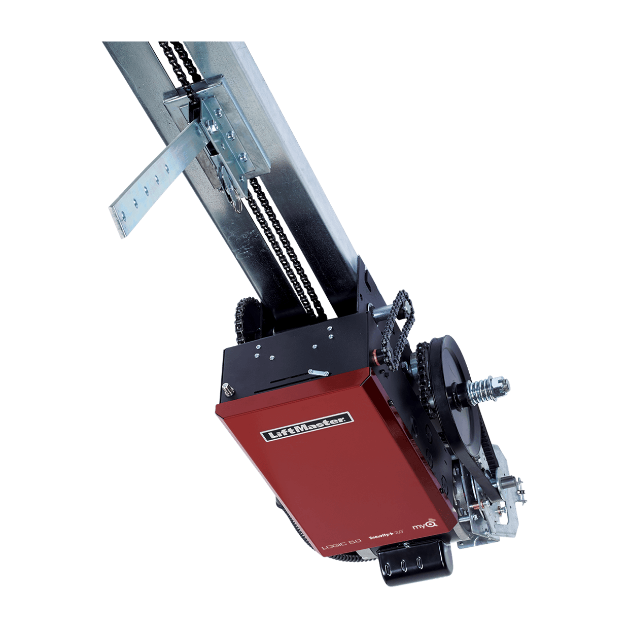 HCT- Heavy-Duty High-Cycle Trolley Commercial Door Operator
